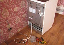 Подключение электроплиты. Стерлитамакские электрики.