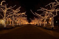 Подключение освещения зданий в Стерлитамаке