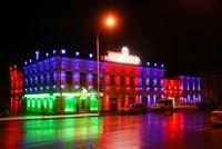 Наружное освещение: архитектурное освещение зданий и фасадов в г.Стерлитамак